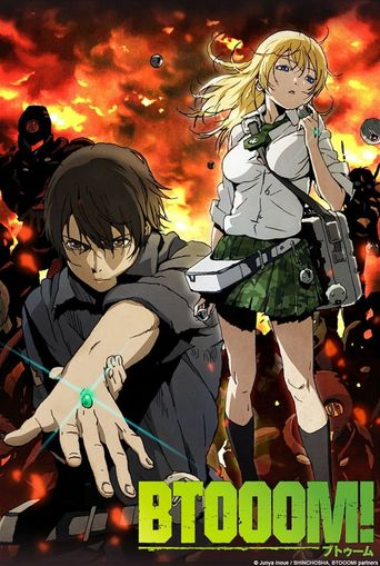 Watch BTOOOM!