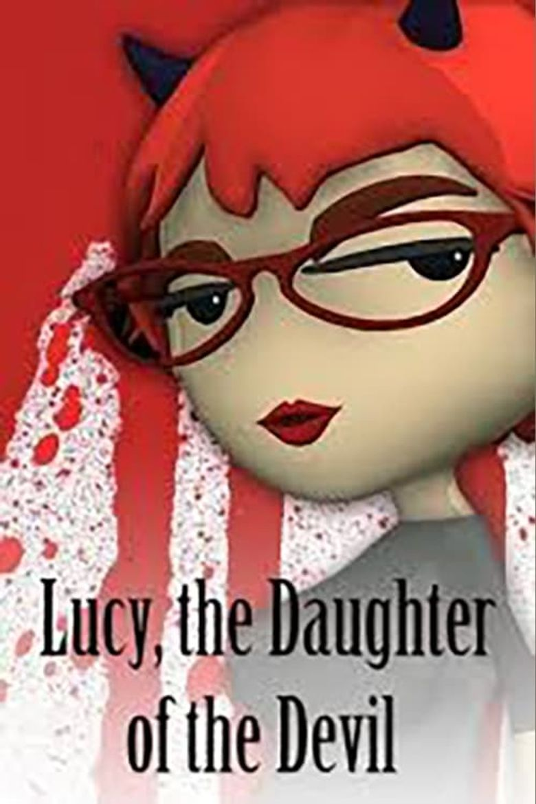 Lucy, the Daughter of the Devil Poster