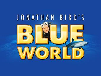 Jonathan Bird's Blue World Poster