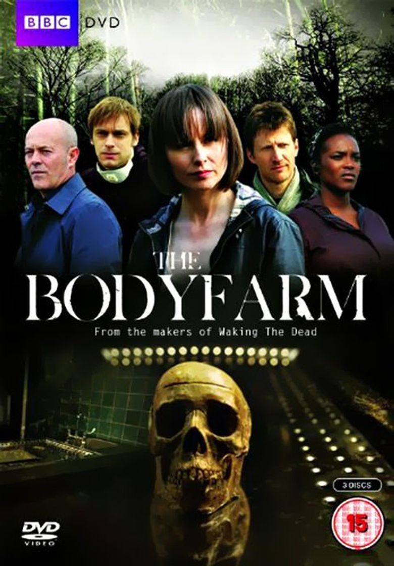 The Body Farm Poster
