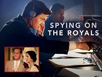 Spying on the Royals Poster
