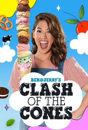 Ben & Jerry's: Clash of the Cones Poster