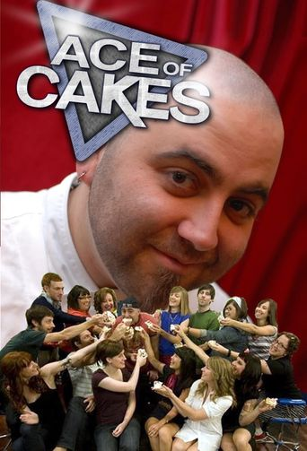 Ace of Cakes Poster