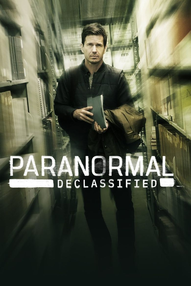 Paranormal Declassified Poster