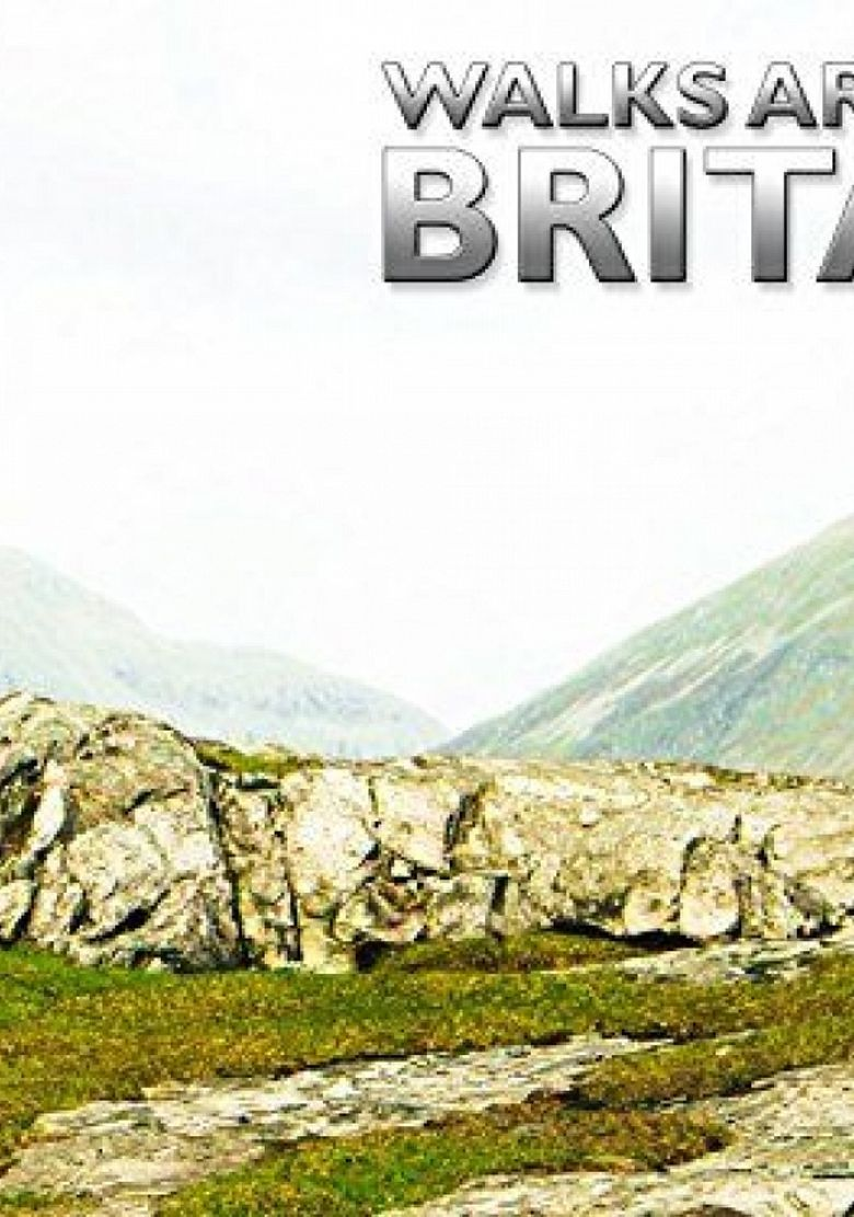 Walks Around Britain Poster