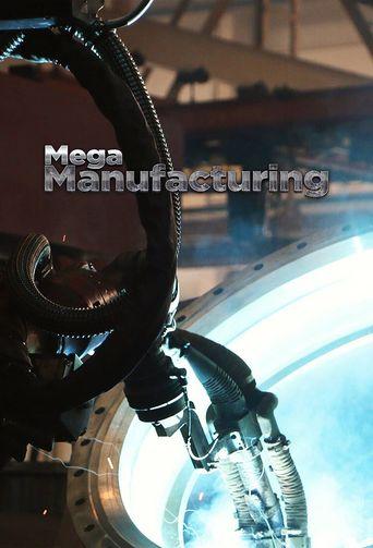Mega Manufacturing Poster