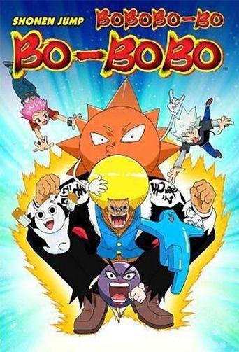 Bobobo-bo Bo-bobo Poster