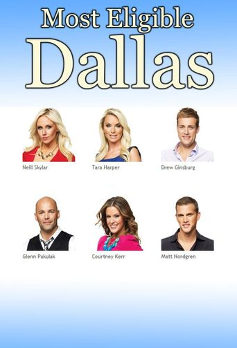 Most Eligible Dallas Poster