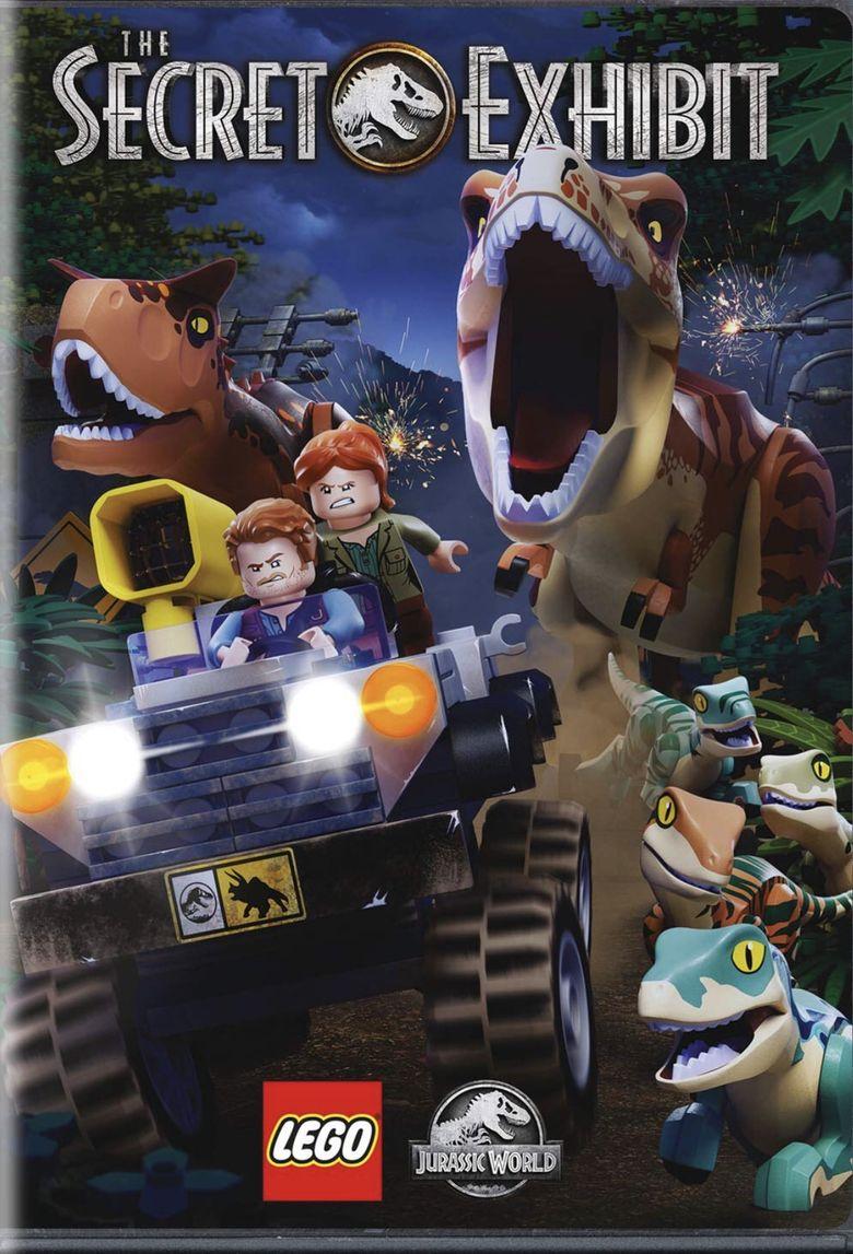 LEGO Jurassic World: The Secret Exhibit Poster
