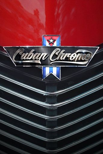 Cuban Chrome Poster