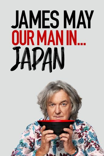 James May: Our Man In Japan Poster