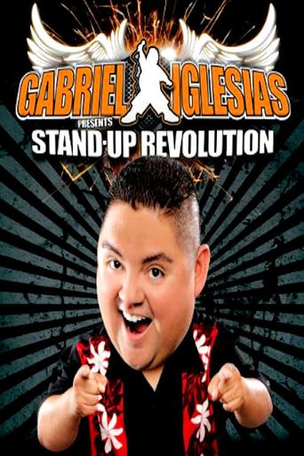 Gabriel Iglesias Presents Stand-Up Revolution Poster