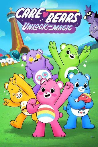 Care Bears: Unlock the Magic Poster