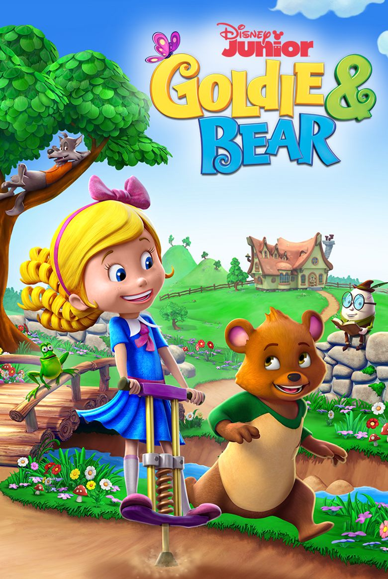 Watch Goldie & Bear