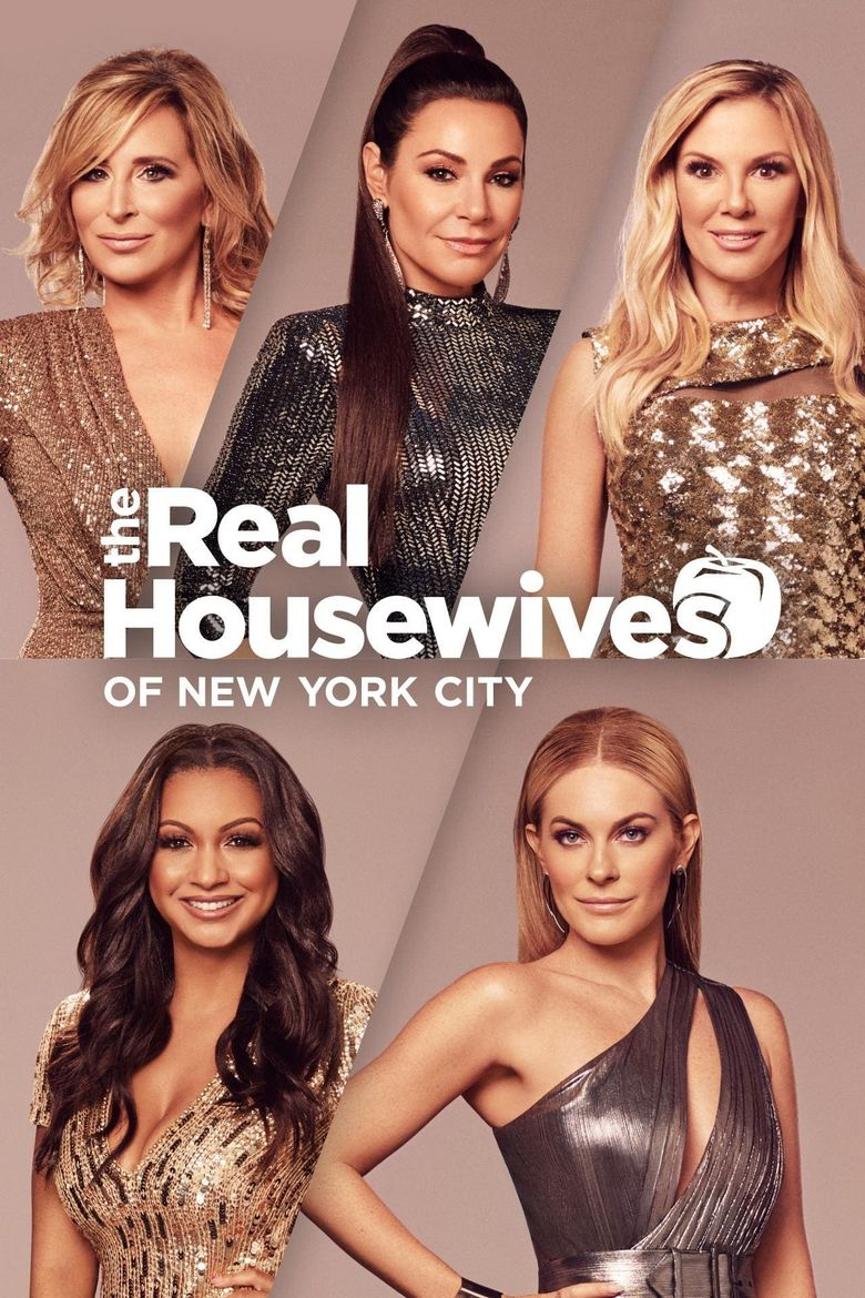 The Real Housewives of New York City Poster