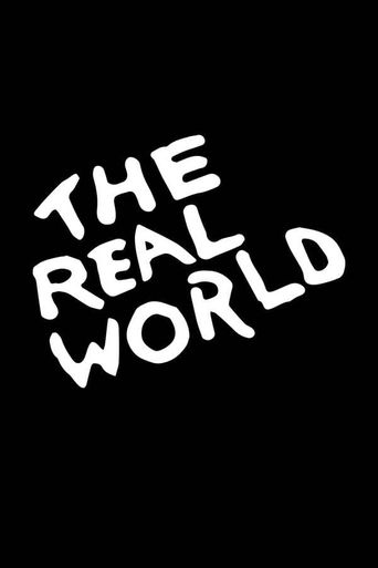 The Real World Poster
