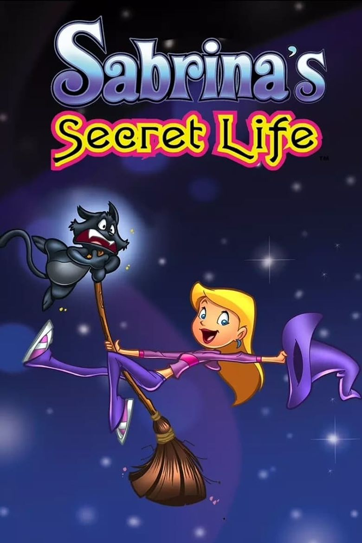 Sabrina's Secret Life Poster