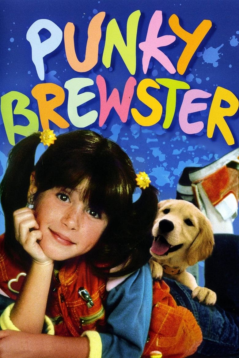 Punky Brewster Poster