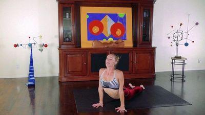 Season 01, Episode 03 At Home Yoga Stretch