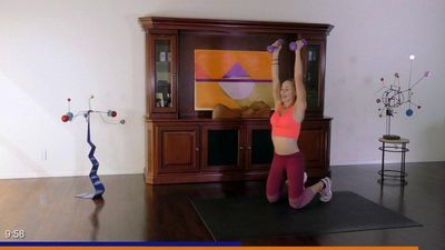 Season 01, Episode 06 Ultimate At Home HIIT Workout