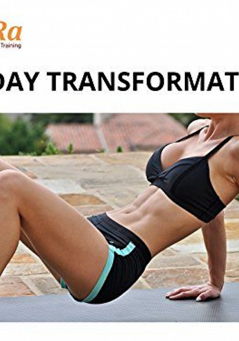21 Day Transformation Poster