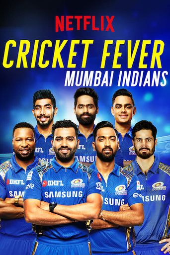 Cricket Fever: Mumbai Indians Poster