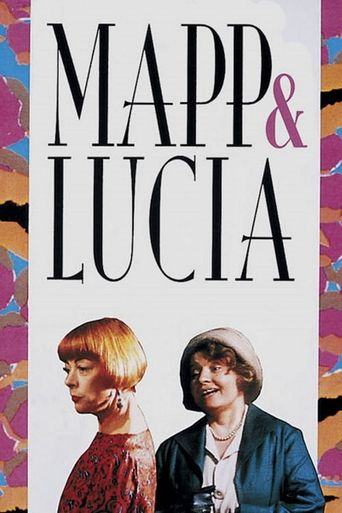 Mapp & Lucia Poster