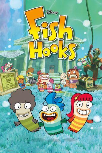 Fish Hooks Poster