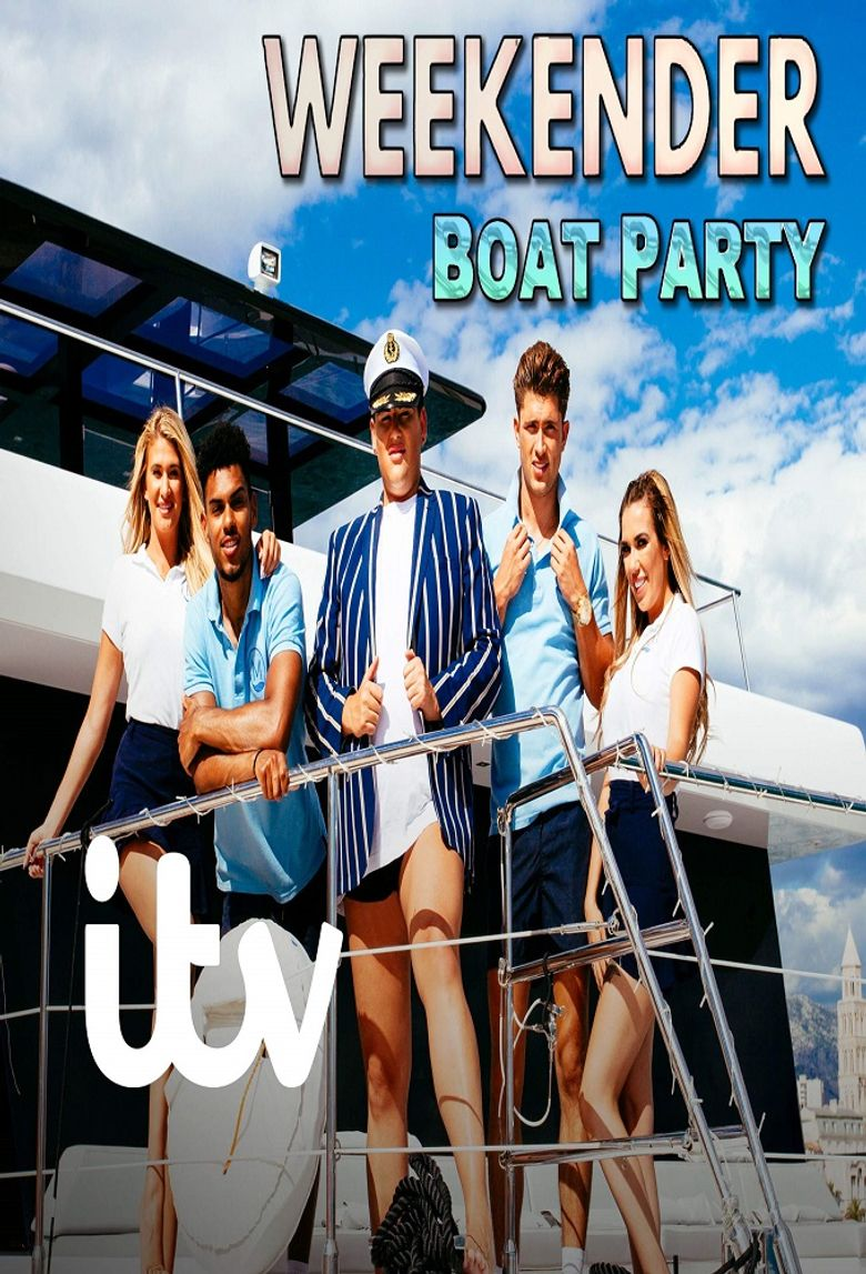 Weekender: Boat Party Poster