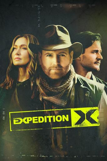 Expedition X Poster