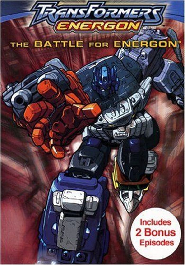 Transformers: Energon Poster