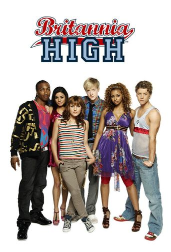 Britannia High Poster
