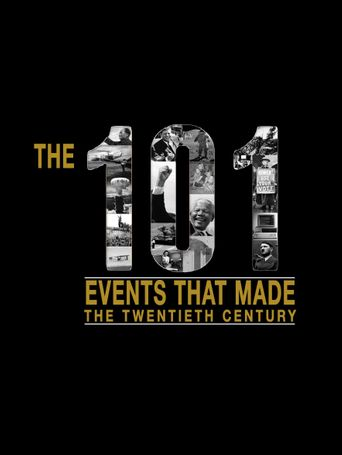 The 101 Events That Made The 20th Century Poster