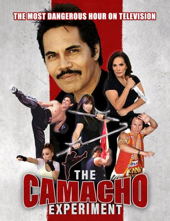 The Camacho Experiment Poster