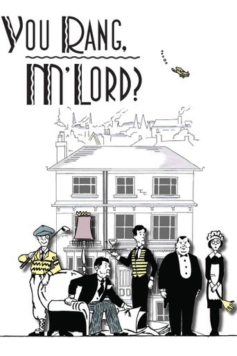 You Rang, M'Lord? Poster