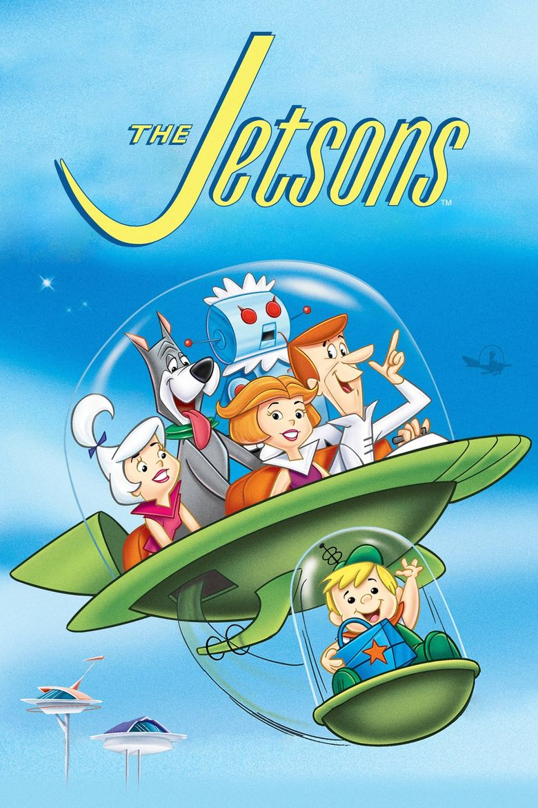 The Jetsons Poster