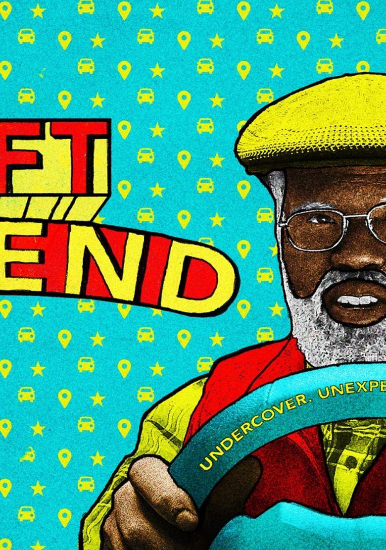 Kevin Hart's: Lyft Legend Poster