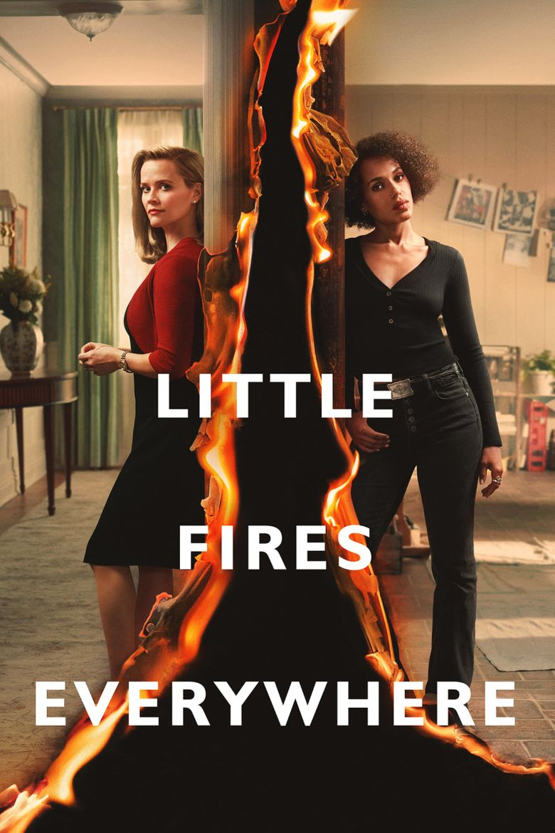 Little Fires Everywhere Poster