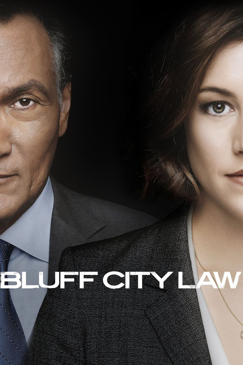 Bluff City Law Poster