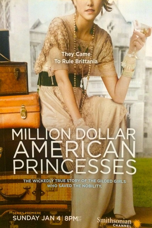 Million Dollar American Princesses Poster
