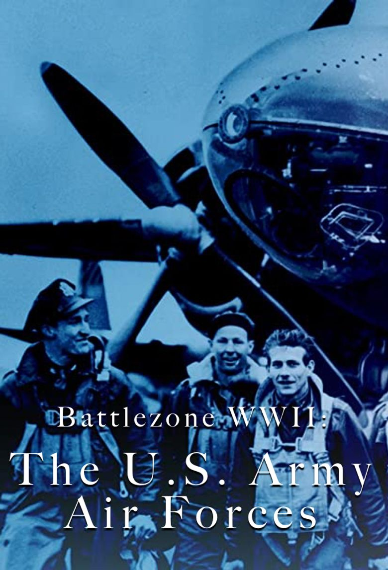 Battlezone WWII: The U.S. Army Air Forces Poster