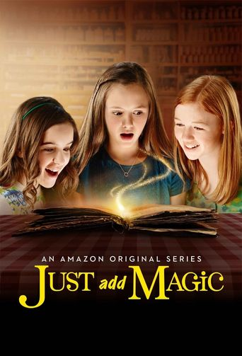 Watch Just Add Magic