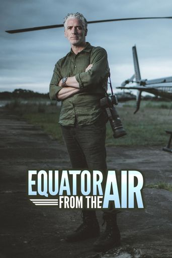 Equator from the Air Poster
