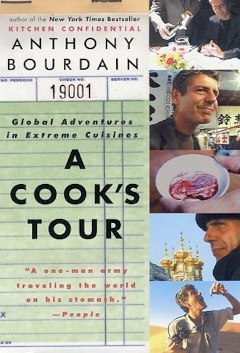 A Cook's Tour Poster