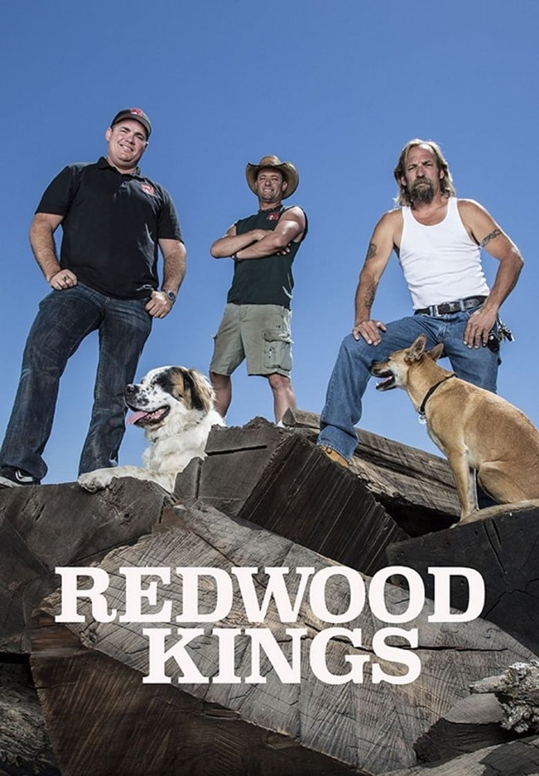 Redwood Kings Poster
