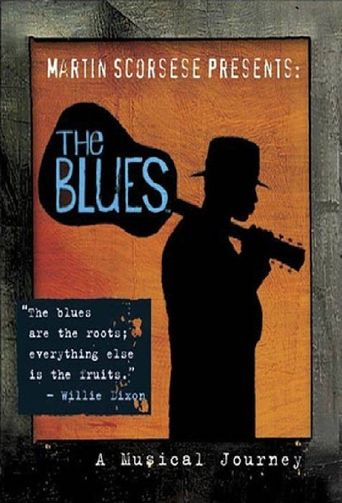The Blues Poster