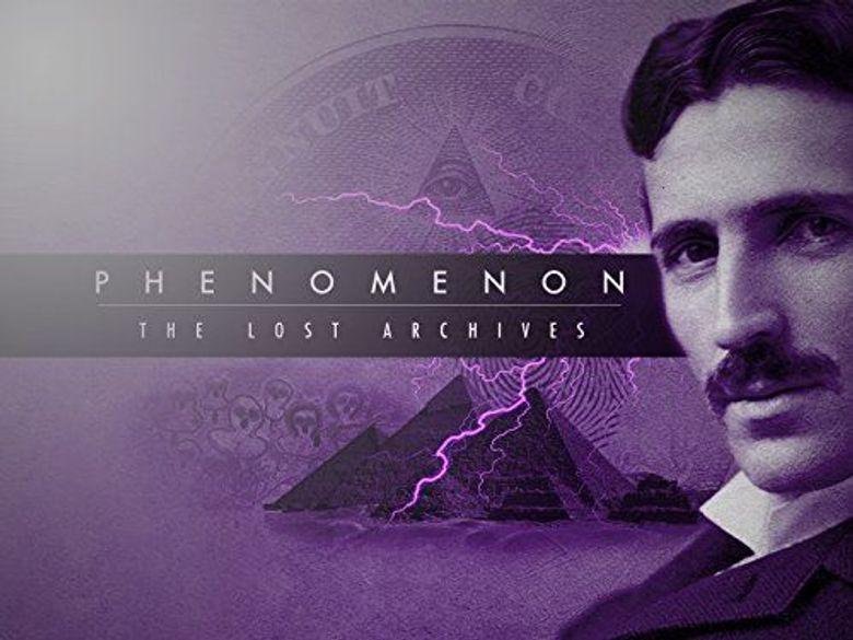 Phenomenon: The Lost Archives Poster