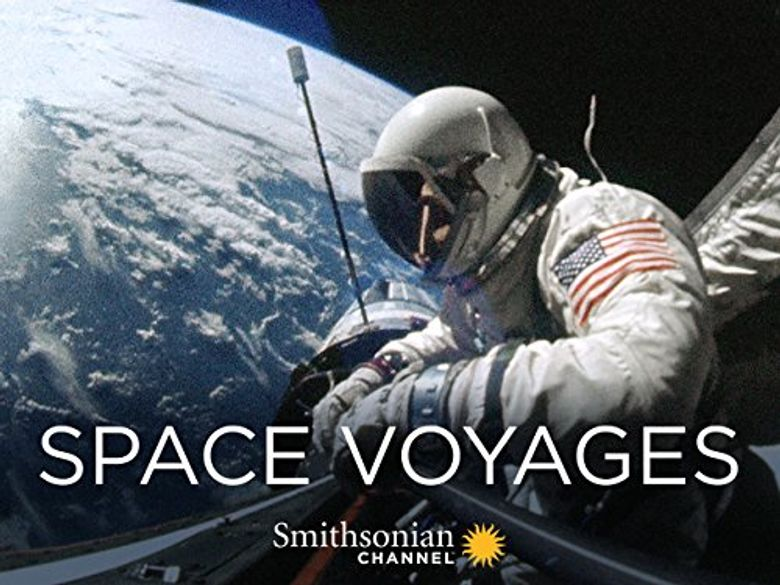 Space Voyages Poster