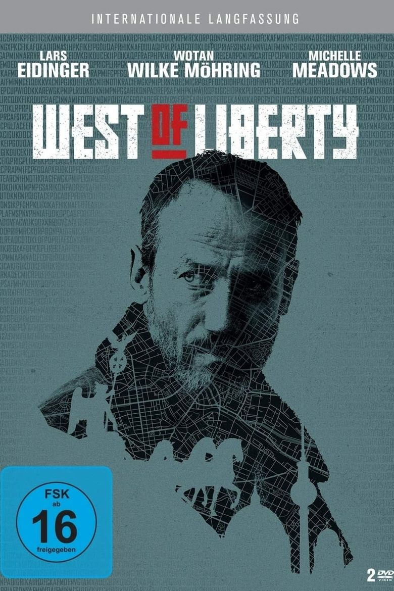 West of Liberty Poster
