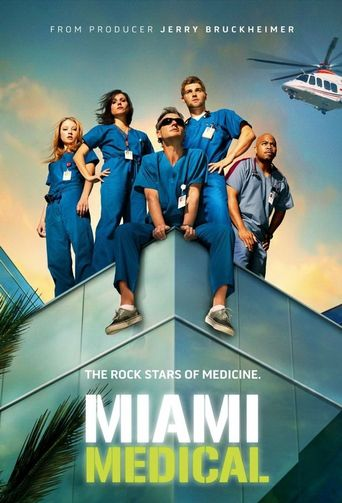 Miami Medical Poster